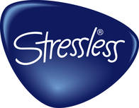 Stressless Office- Logo Main blue
