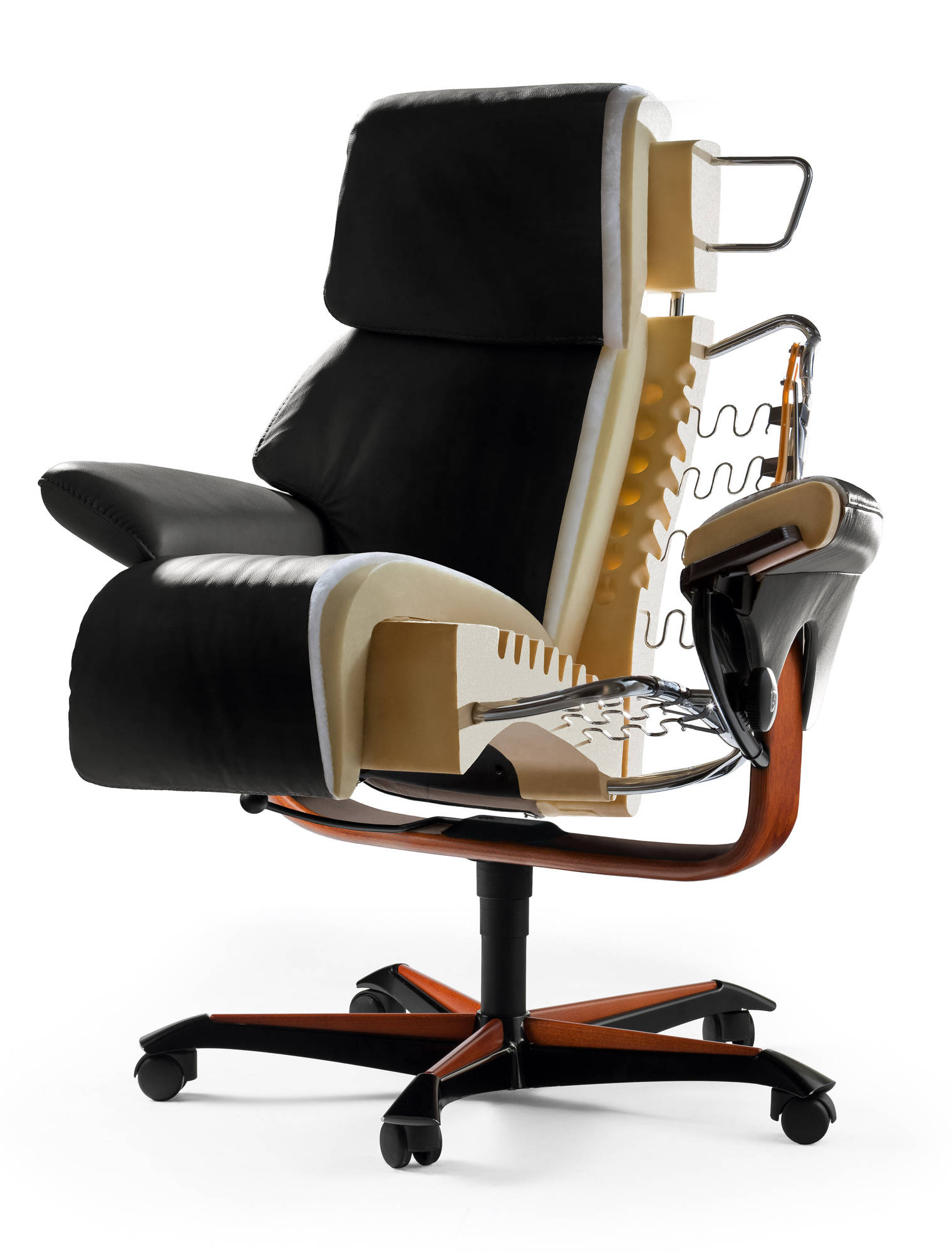 Stressless Office- Comfort of the Future