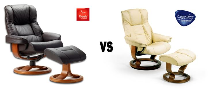 Whatu0027s the difference between Stressless and Fjords (Hjellegjerde) recliners ?  sc 1 st  Unwind.com : stressless recliner chair - islam-shia.org