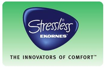 Ekornes is green.