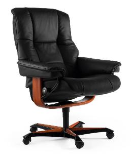 Ekornes Stressless Mayfair Office Chair-Small