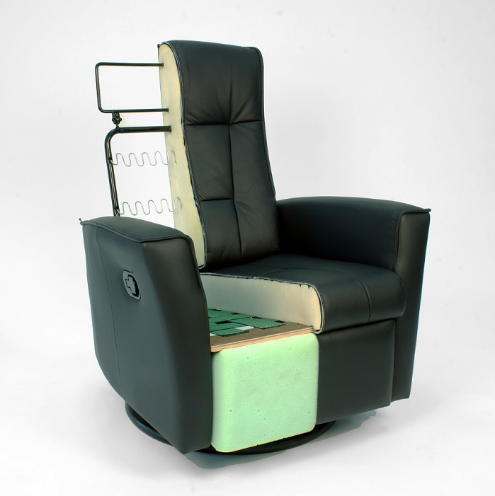 Fjords Swing Relaxer- Gliding Swivel Recliners