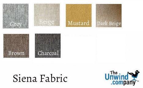 Siena Fabric by Ekornes- Color Palette 2015