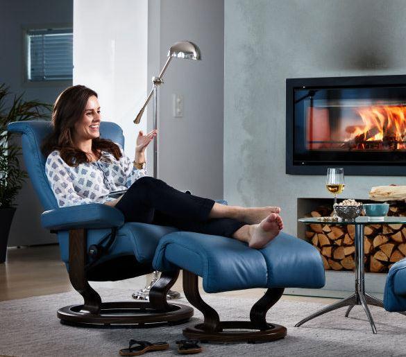Stressless Piano Recliner- Best Prices at Unwind.