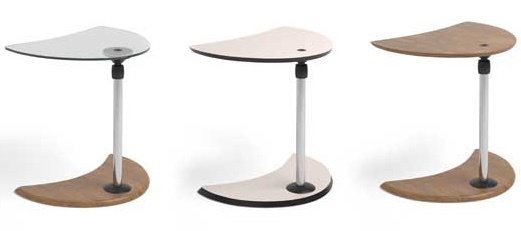 Stressless Alpha Table Finish Options Image
