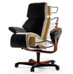 Stressless Magic Office Chair by Ekornes