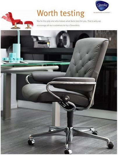 Enjoy the quickest shipping and the lowest prices authorized by the manufacturer for all Ekornes Stressless : you chair - Cheerinfomania.Com