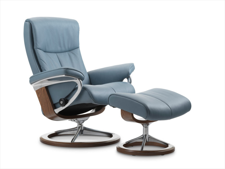 stressless peace recliner signature base or leg comfort power by