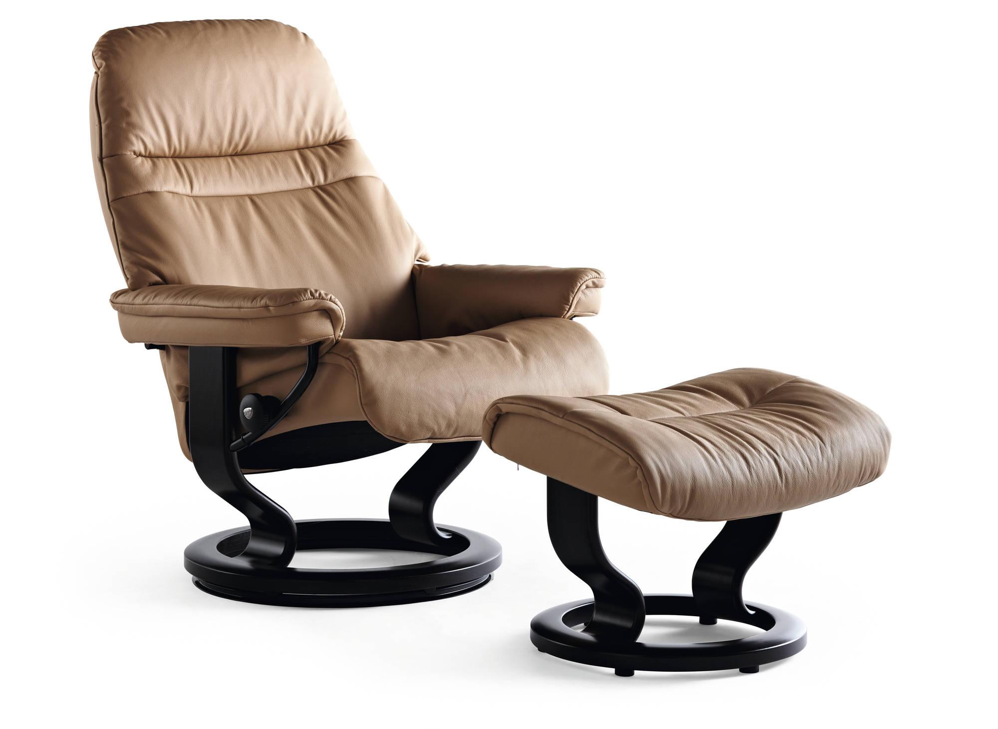 Ekornes Stressless Recliners Scandinavian Chairs