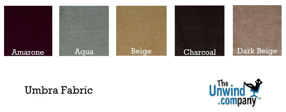 Umbra Fabric- comfort in cloth.