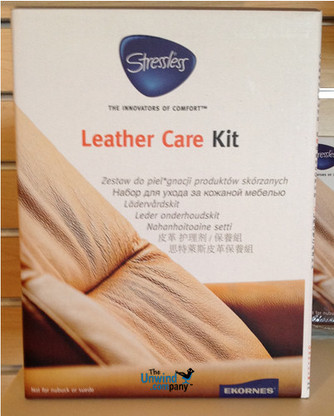 Ekornes Leather Care Kit 250 ml Size- The Ultimate Care Product for Your Ekornes Furniture and Recliners
