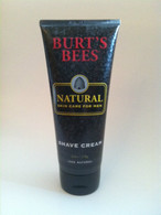 Burt's Bees Natural Skin Care for Men - Shave Cream