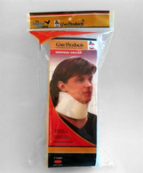 The Cervical Collar is a comfortable way to securely support your head and neck.