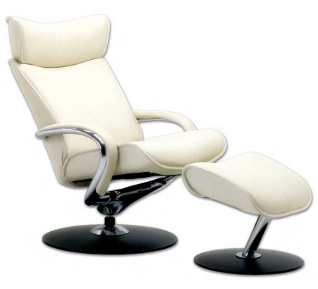 The Ona Large Is A Premium Model Recliner From Fjords Of Hjellegjerde.