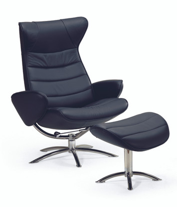 The Tinde Recliner - A retro-design meant for modern times.