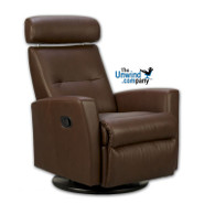 Fjords Madrid Swing Relaxer- Hjellegjerde Glide Chair at Unwind.