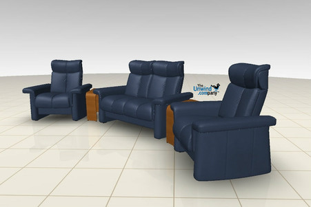 stressless legend home theater seating ct 121