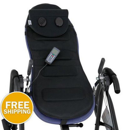 Teeter Hang Ups Vibrating Massage Cushion