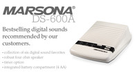 Marpac Marsona DS-600A Sound Machine- Ready to relax you.