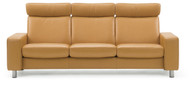 Stressless Space Sofa - save money on select Paloma colors.