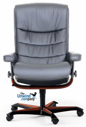 Stressless Nordic Office Chair from Ekornes of Norway- Chilling productivity awaits.