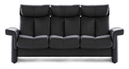 Paloma Leather- exquisite and refined. No wonder it's the most popular choice for Stressless Sofas.