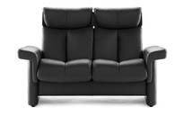 The Legend Love seat with high back.