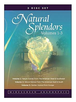 Soothing Splendors of Nature- video and audio relaxation.