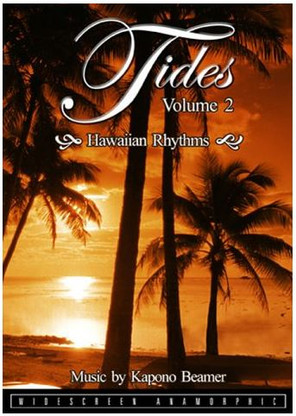 Tides Volume 2 Edition Relaxation DVD