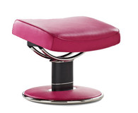Cerise Palom Jazz Medium Recliner- Stressless Ottoman Only
