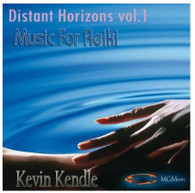 Music for Reiki- Relaxation CD by Kevin Kendle