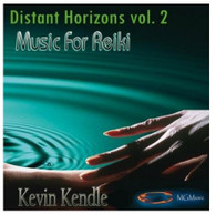 Reiki Relaxation Music CD- Kevin Kendle