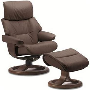 Fjords Recliner Chair- Grip Model with R Base- Ships Free.
