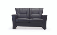 Stationary Low Back Fjords 775 Aalesund Love Seat with 2 Seats.