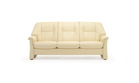 Mold by Fjords- Series 855- Stationary Low Back Model 3 Seater shown.