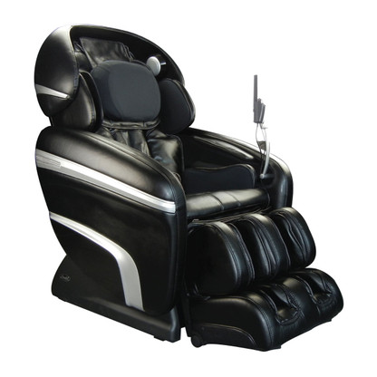 Black OS-7200CR Massager Recliner Chair- Ships Fast and Free