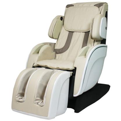 Beige Apex Vista PRO Series Massage Recliner Chair by Osaki