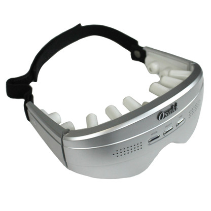 The Osaki Eye Facial Massager OS-WIB is ultra-relaxing and ultra-stimulating.