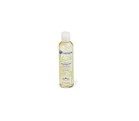 Earthlite 8oz Unscented Massage Oil