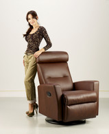 Madrid Swing Relaxer with electric recline.