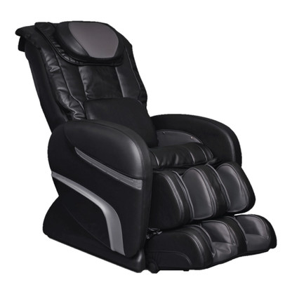 Black OS-3000 Chiro Massage Chair at The Unwind Company.