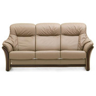 Fjords Alfa Sofa- 510 Series shown in FSH 3 Seat Version- Free Shipping Options