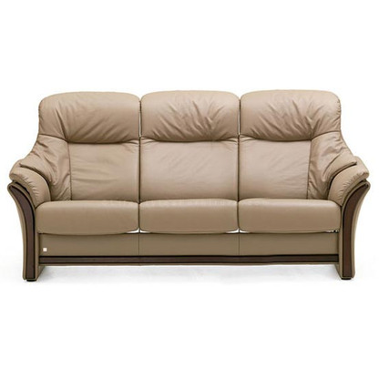 Fjords Alfa Sofa  510 Series Shown In FSH 3 Seat Version  Free Shipping  Options