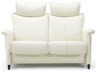 Fjords Ona 2 Seat High Back Loveseat Sofa- Worry Free Delivery.