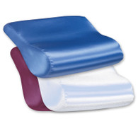 Ab Contour Pillow- Shown with Satin Cover