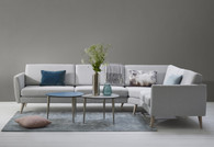 Fjords NordicSofa- Module System- Full Sectional Layout- Coming to 2016.