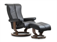New Stressless Piano Recliner replaces the traditional Blues recliner by Ekornes.