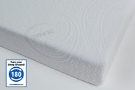 "The amazingly affordable Origin Mattress by 180bed- ""Turn Your Sleep Around"" without breaking the bank!"