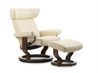 Check out the Stressless Viva with Classic Ekornes Base- Coming Soon to Unwind in 2016.