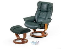 Ekornes Mayfair small recliner- Ready to relax you